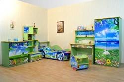 Детская мебель в Иркутске